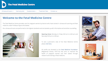 The Fetal Medicine Centre