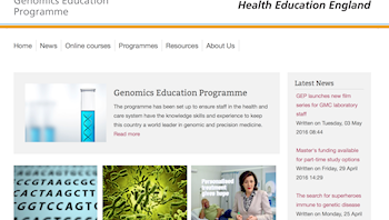 National Genetics and Genomics Education Centre