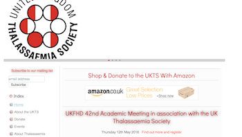 UK Thalassaemia Society