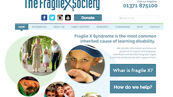 The Fragile X Society