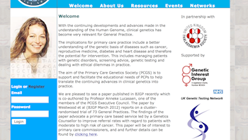 Primary Care Genetics Society